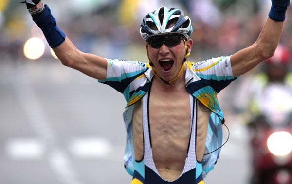 ciclista flaco